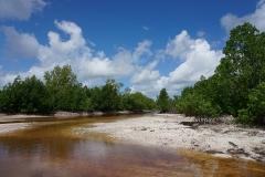 Chwaka bay, Sansibar, Tansania © Marijana Toben